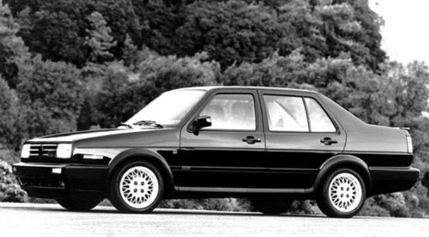 Main photo of Jordan Blakley's 1992 Volkswagen Jetta