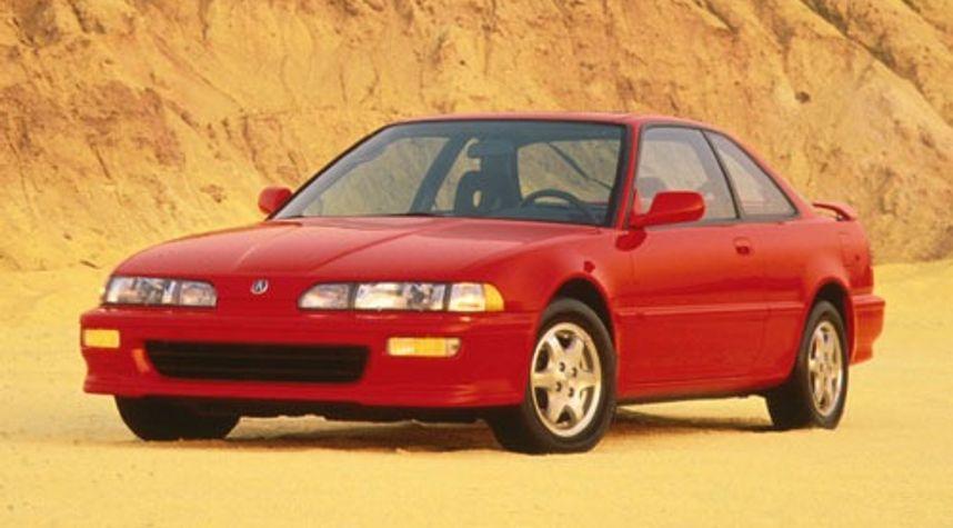 Main photo of Chance Koehler's 1993 Acura Integra