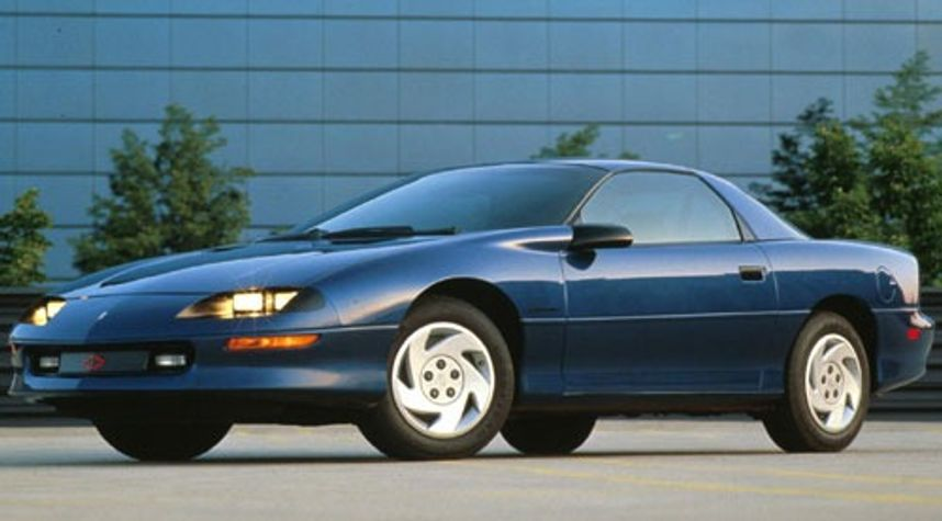 Main photo of Dustin Mozader's 1993 Chevrolet Camaro