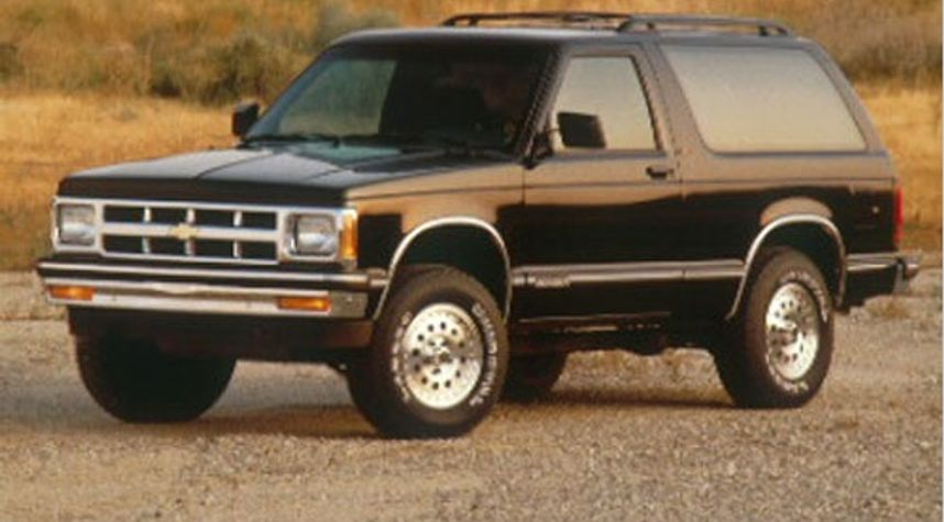 Main photo of Maxwell Butler's 1993 Chevrolet S-10