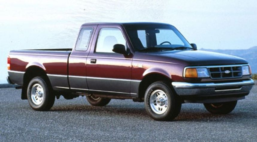 Main photo of Aaron Williams's 1993 Ford Ranger
