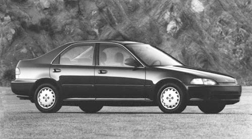 Main photo of James Lewter's 1993 Honda Civic
