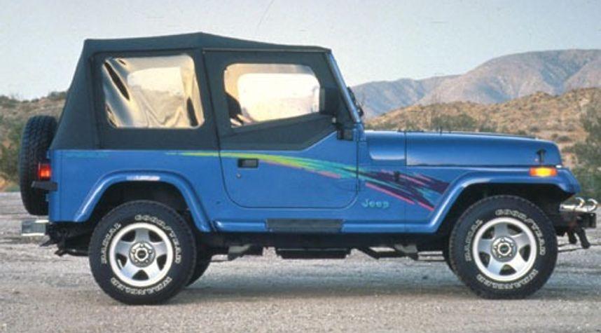 Main photo of Jose QG's 1993 Jeep Wrangler