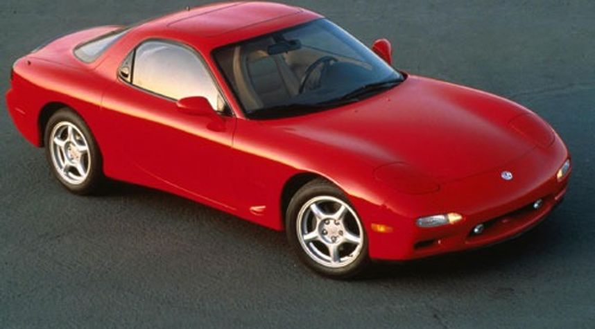 Main photo of Nomads Tuner Club's 1993 Mazda RX-7