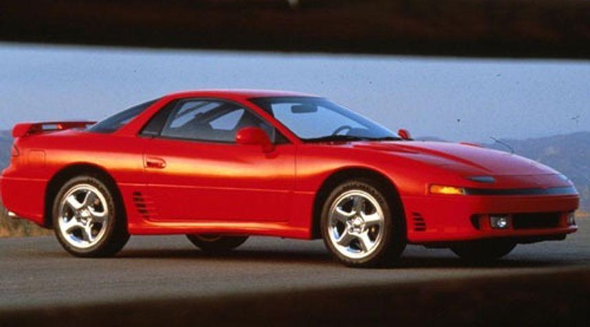 Main photo of Nick Wilson's 1993 Mitsubishi 3000GT