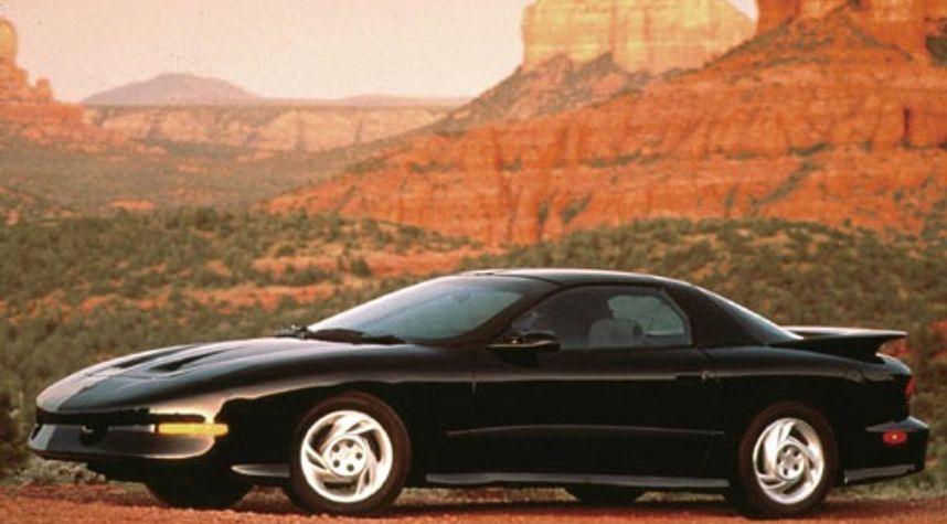 Main photo of Matt Palm's 1993 Pontiac Firebird