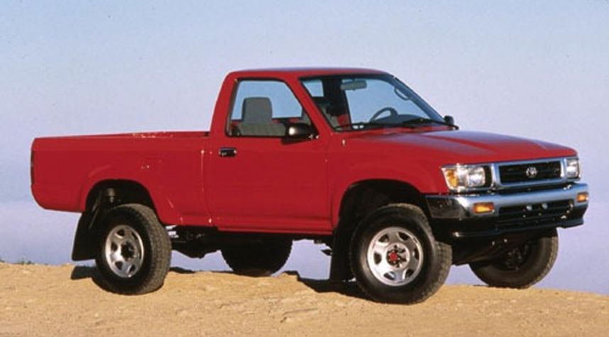 Main photo of Keith Kovac's 1993 Toyota Pickup
