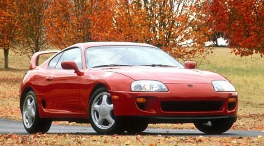 Main photo of Philip Johansson's 1993 Toyota Supra