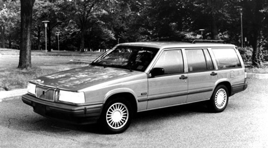 Main photo of Mārcis Līcis's 1993 Volvo 940