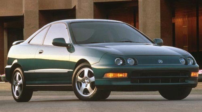 Main photo of John Suarez's 1994 Acura Integra