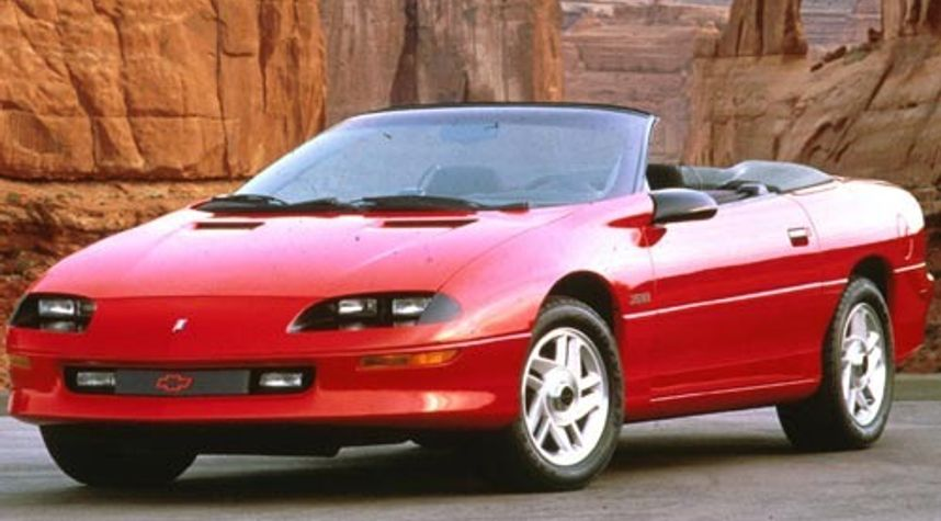 Main photo of Davin Willis's 1994 Chevrolet Camaro