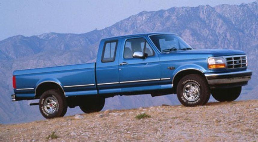 Main photo of William Morton's 1994 Ford F-150