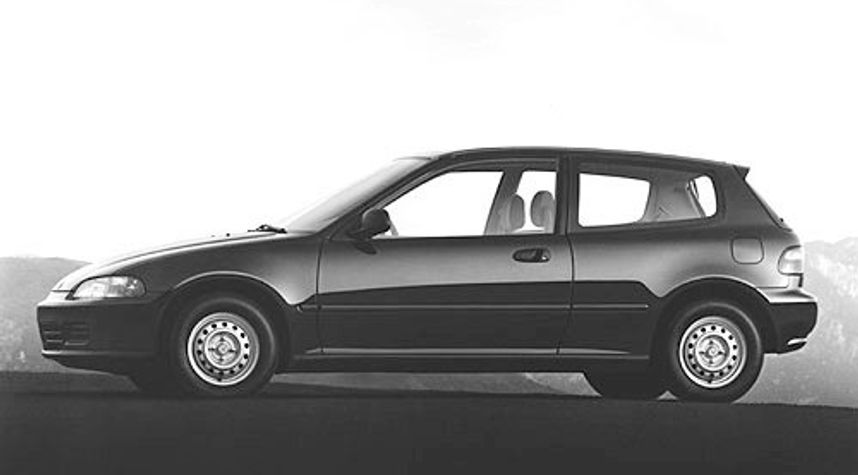 Main photo of Jerry  Havro III's 1994 Honda Civic
