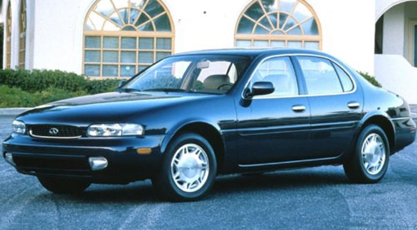 Main photo of Charles Havard's 1994 Infiniti J30