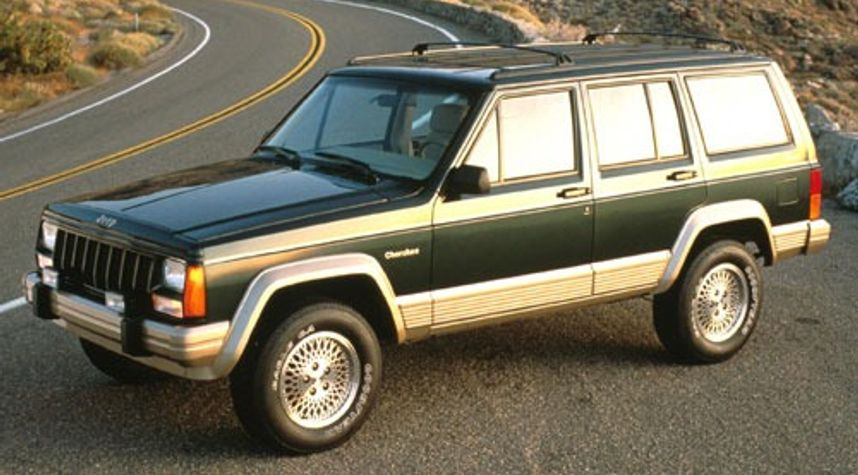 Main photo of Zack Chapman's 1994 Jeep Cherokee