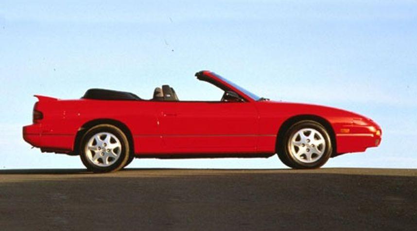Main photo of Peyton Danner's 1994 Nissan 240SX