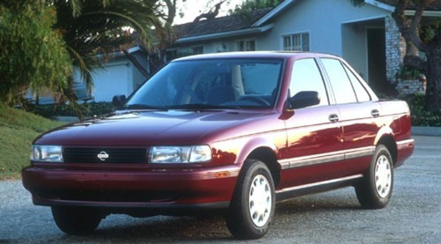 Main photo of Austin Carney's 1994 Nissan Sentra