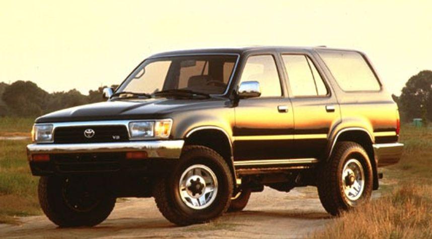 Main photo of Braden Sanders's 1994 Toyota 4Runner