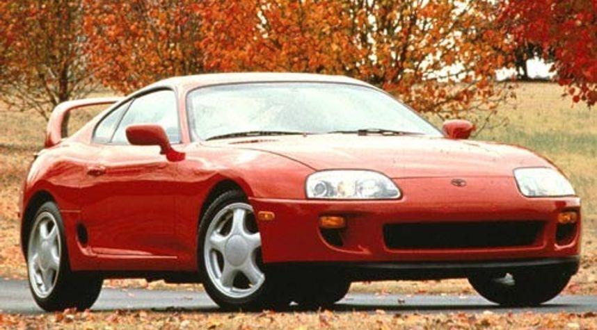 Main photo of Randy Yara's 1994 Toyota Supra