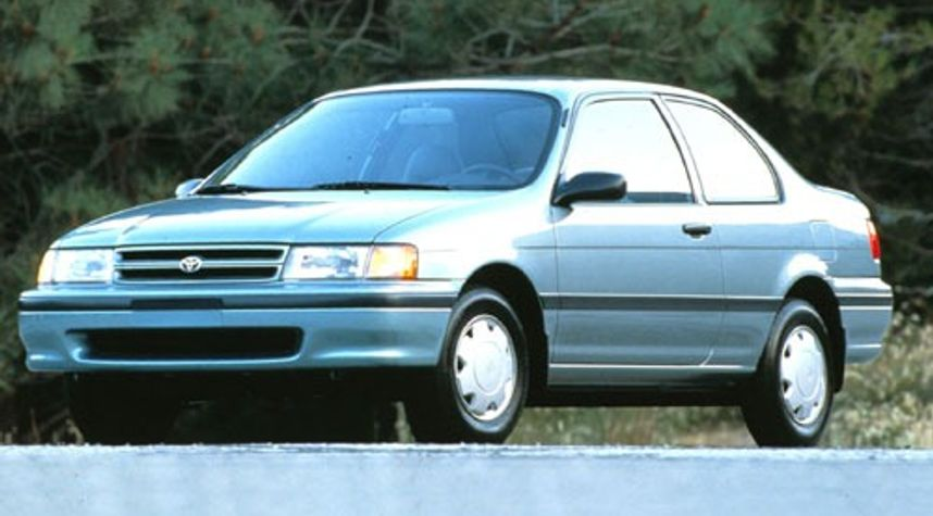 Main photo of Stephan Cannon's 1994 Toyota Tercel