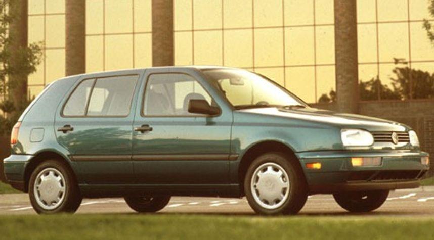 Main photo of Spencer Wells's 1994 Volkswagen Golf