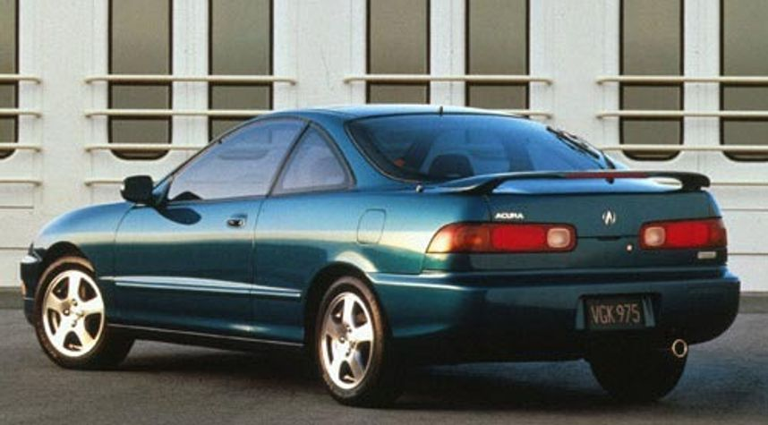 Main photo of Tyler Green's 1995 Acura Integra