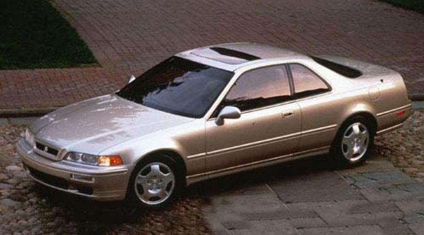 Main photo of Lee Newman's 1995 Acura Legend