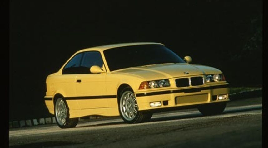 Main photo of Billy Ferris's 1995 BMW M3