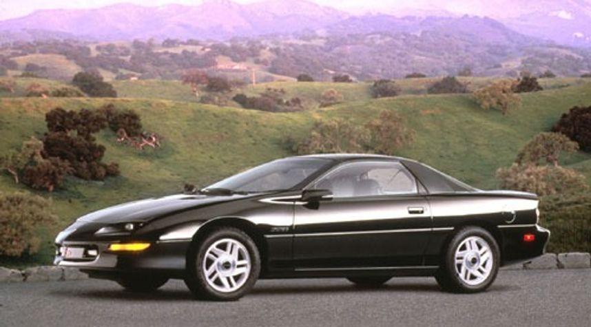 Main photo of Ty  Gramley's 1995 Chevrolet Camaro