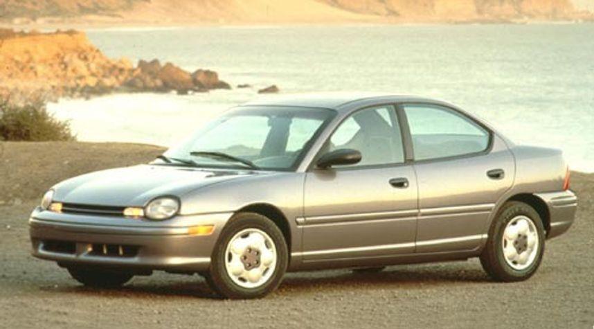 Main photo of Will Downs's 1995 Dodge Neon