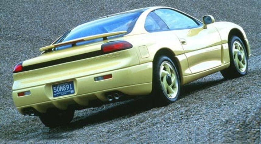 Main photo of Robert Comben III's 1995 Dodge Stealth