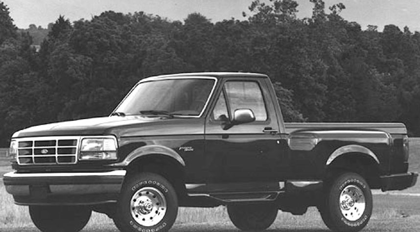 Main photo of Gregory McQuaig's 1995 Ford F-150