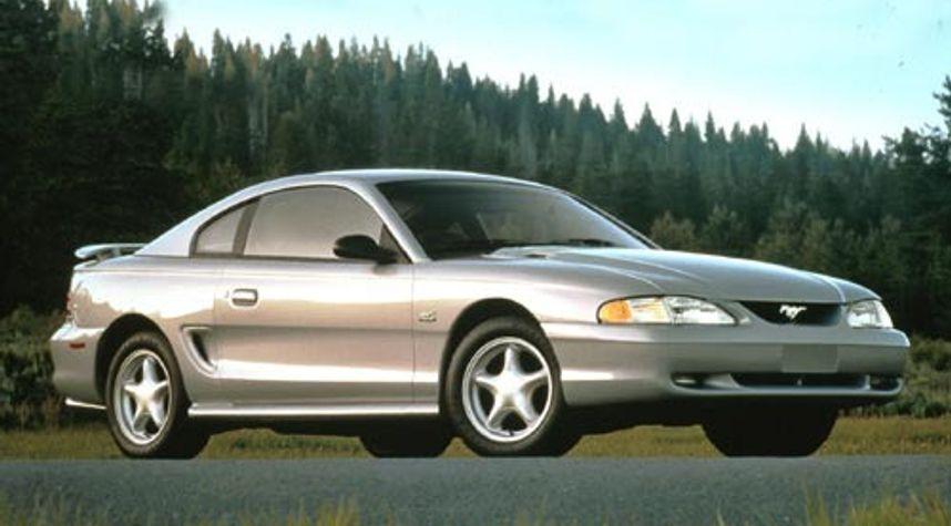 Main photo of Josh Charles's 1995 Ford Mustang