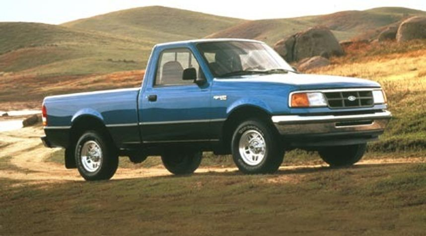 Main photo of Reed DC's 1995 Ford Ranger