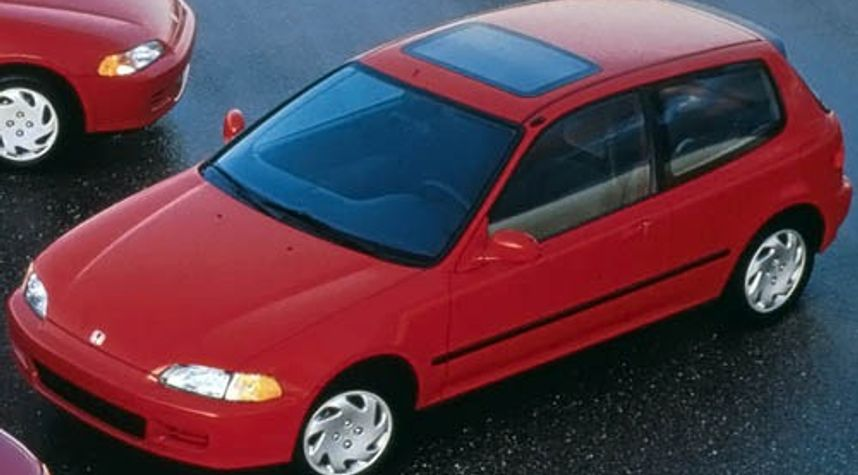 Main photo of Delano Santos's 1995 Honda Civic