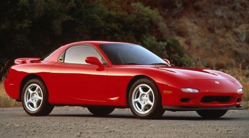 Main photo of E L's 1995 Mazda RX-7