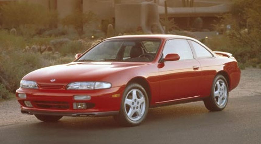 Main photo of Kenny Anderson's 1995 Nissan 240SX
