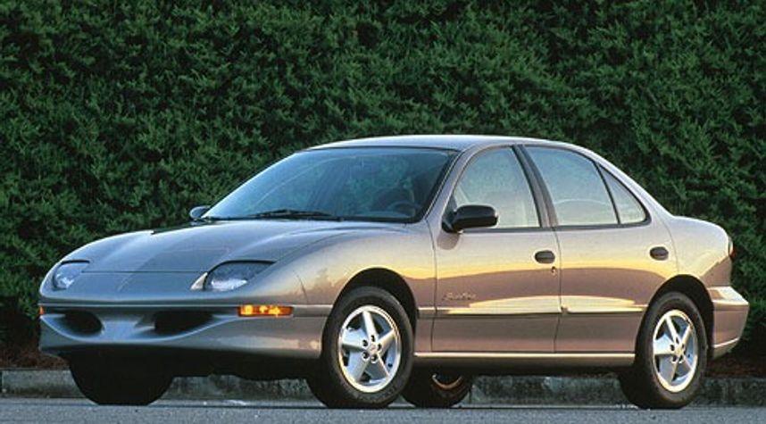 Main photo of Zach Wasinger's 1995 Pontiac Sunfire