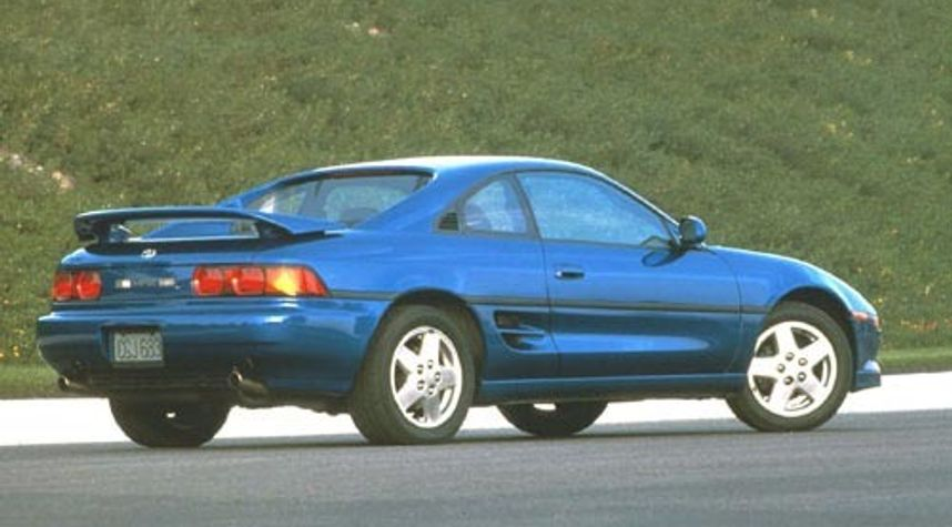 Main photo of Matt Miller's 1995 Toyota MR2