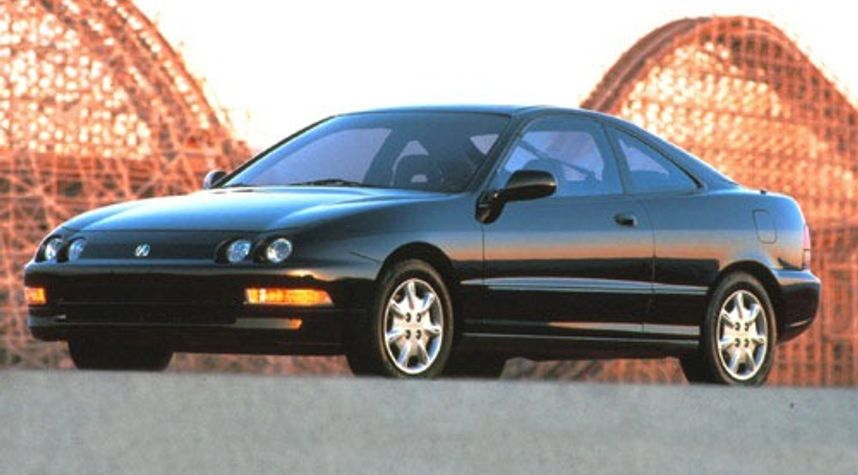 Main photo of Cole Rodocker's 1996 Acura Integra