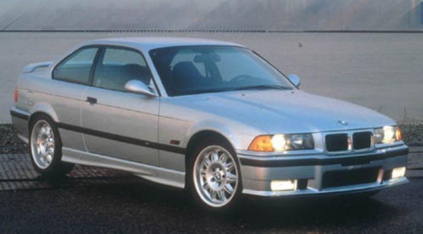 Main photo of Chris Yang's 1996 BMW M3