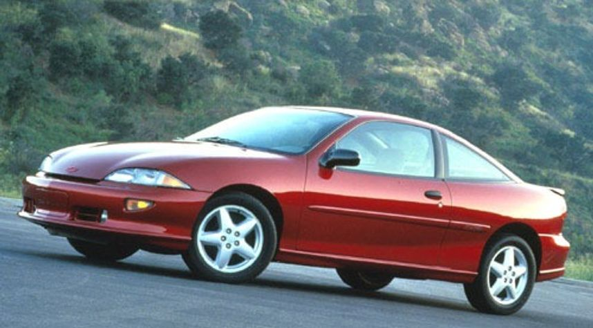 Main photo of Christopher Erwin's 1996 Chevrolet Cavalier