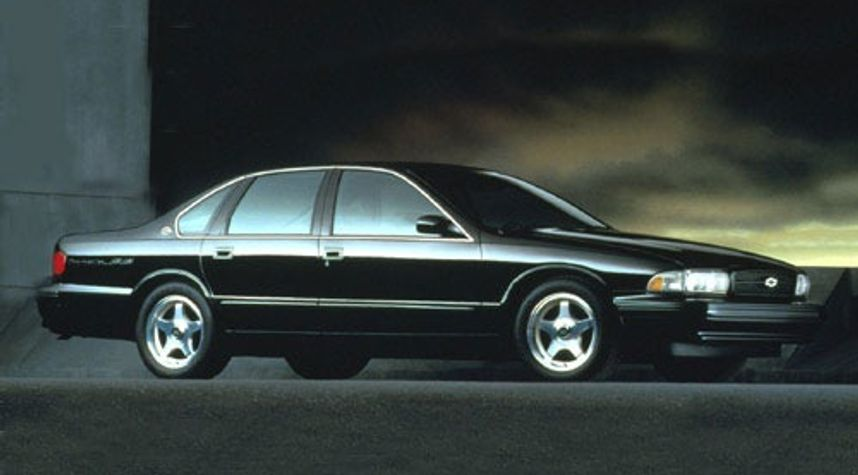 Main photo of Gianfranco Belanger's 1996 Chevrolet Impala
