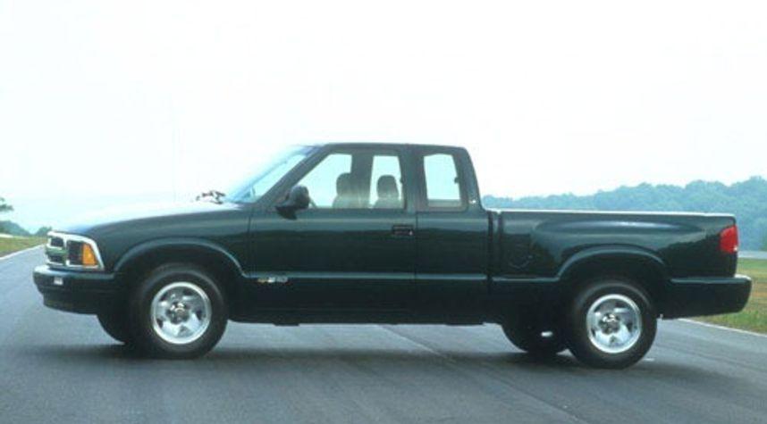 Main photo of Israel Yagoda's 1996 Chevrolet S-10