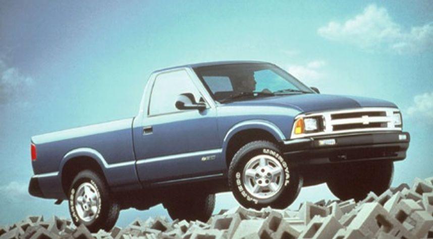 Main photo of Scott Dusenbury's 1996 Chevrolet S-10