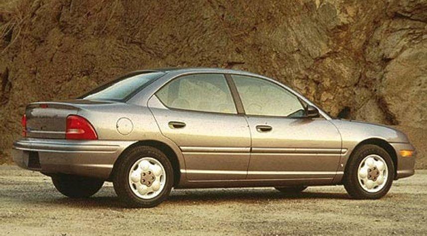 Main photo of Ryan Patrick's 1996 Dodge Neon