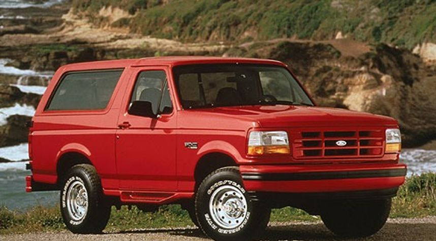 Main photo of Jacob Tylor's 1996 Ford Bronco