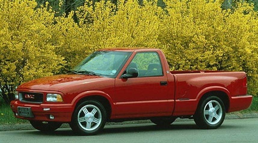 Main photo of Dane Nye's 1996 GMC Sonoma