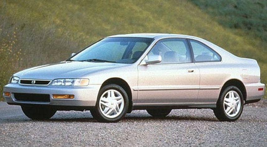 Main photo of Michael Kea's 1996 Honda Accord
