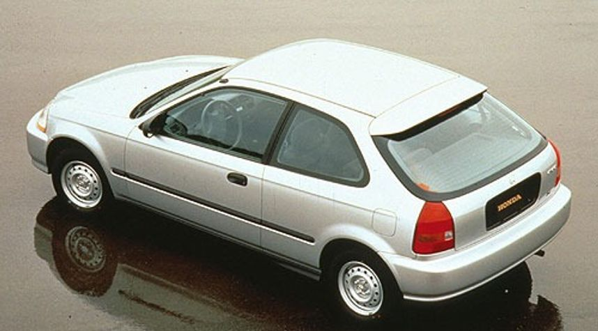 Main photo of Brandon Griffin's 1996 Honda Civic